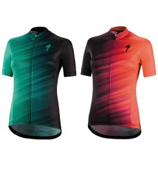 SPECIALIZED SL Expert women's short-sleeve cycling jersey 2019