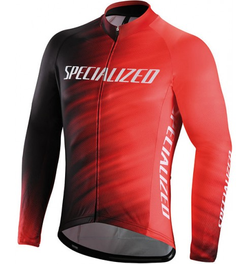 really comfortable new authentic buy online Maillot manches longues homme SPECIALIZED RBX Comp Logo Faze 2019
