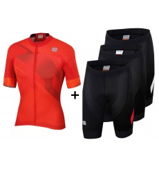 Tenue cycliste homme SPORTFUL Bodyfit Team 2.0 Faster - Neo 2019