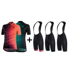 SPECIALIZED SL Expert women's cycling set 2019