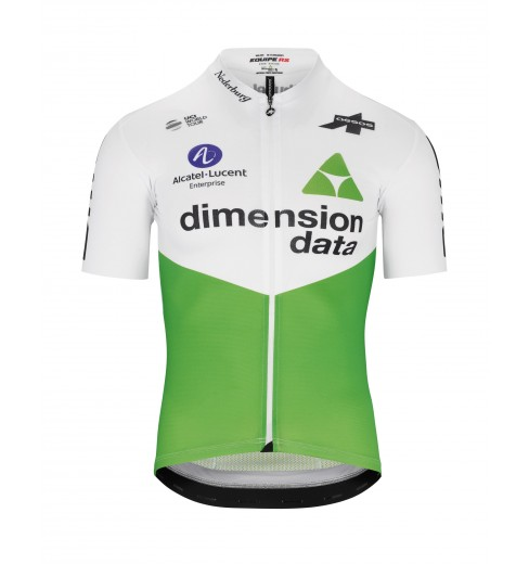 DIMENSION DATA ASSOS maillot velo manches courtes 2019