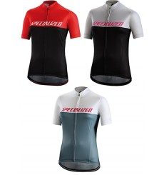 SPECIALIZED RBX COMP LOGO TEAM women's cycling jersey 2019