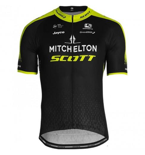 MITCHELTON-SCOTT Vero Pro short sleeve jersey 2019