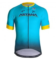 ASTANA Pro bike short sleeves jersey 2019
