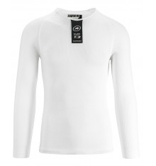 ASSOS Skinfoil LS Summer cycling long-sleeved base layer