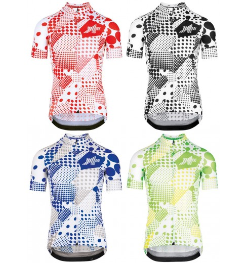 ASSOS Erlkoenig men's cycling short sleeve jersey 2019