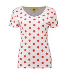 Tour de France Women's Polka T-Shirt 2019