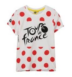 Tour de France Logo Polka dot kids' T-Shirt 2019