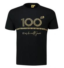 TOUR DE FRANCE t-shirt 100 ans du maillot jaune 2019