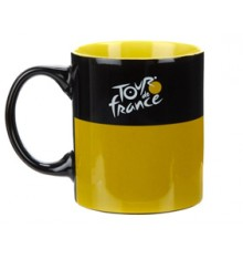 TOUR DE FRANCE mug jaune noir 2019