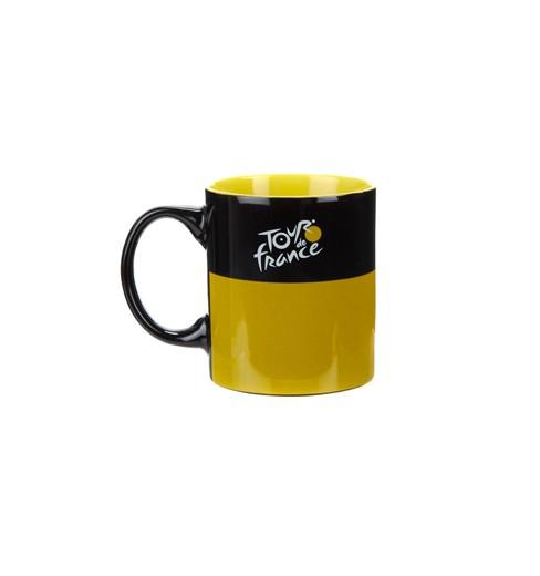 TOUR DE FRANCE mug jaune noir 2019
