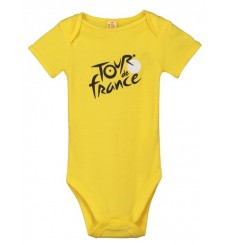 TOUR DE FRANCE official yellow baby bodysuit 2019