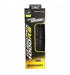 CONTINENTAL Grand Prix 4000 RS Tour de France race road tyre (700x25C)