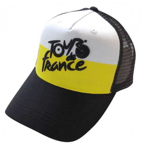 TOUR DE FRANCE Black Lifestyle cap 2019