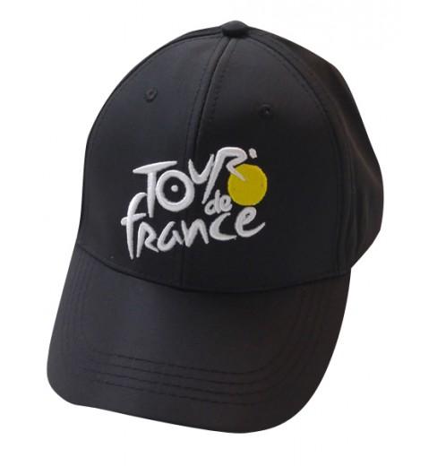 TOUR DE FRANCE Casquette Fan Noir 2019