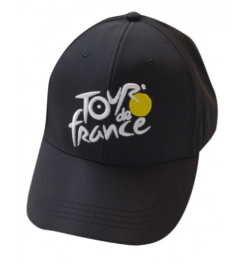 Tour de France Official Fan Black Cap 2019