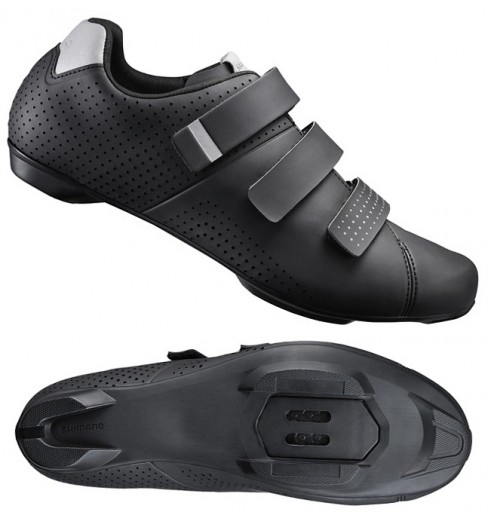 Chaussures vélo route hommme SHIMANO RT5 SPD (cyclo-tourisme) 2019