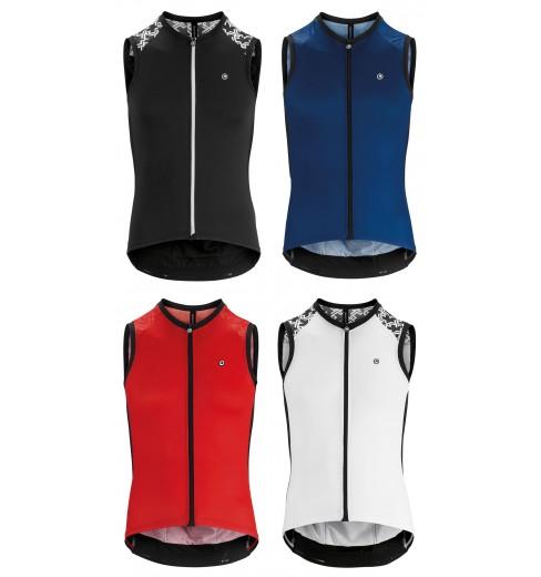 ASSOS Mille GT NS sleeveless cycling jersey 2019