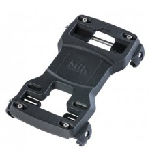 MIK Carrier Plate – luggage carrier plate - black
