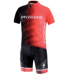Tenue cycliste enfant SPECIALIZED RBX COMP LOGO FAZE 2019