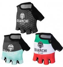 BIANCHI MILANO gants vélo été Alvia 2019