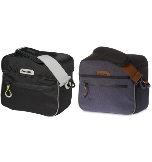 Basil Miles Handlebar shipping bag - 6L