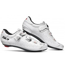 Chaussures de cyclisme route SIDI Genius 10 blanc 2021