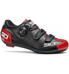 Chaussures vélo route homme SIDI ALBA 2 noir / rouge 2020