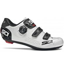 Chaussures vélo route homme SIDI ALBA 2 blanc / noir 2020