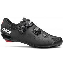 SIDI Genius 10 black road cycling shoes 2021