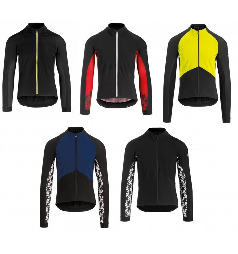 ASSOS Mille GT Spring Fall winter cycling jacket