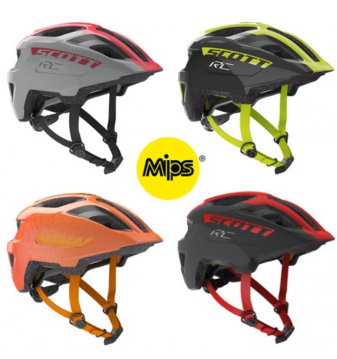 SCOTT SPUNTO JR Plus bike helmet 2020