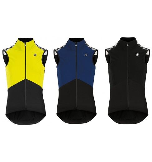 Gilet cycliste ASSOS MILLE GT Printemps / Automne Airblock Vest