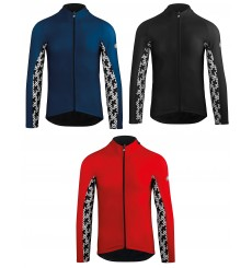 ASSOS MILLE GT Spring Fall long sleeve Jersey