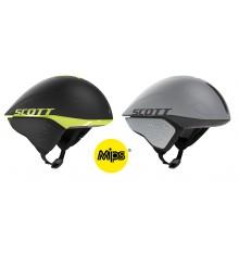 SCOTT Split plus aero road helmet 2022