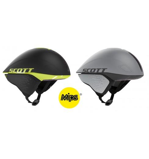 SCOTT Split plus aero road helmet 2020