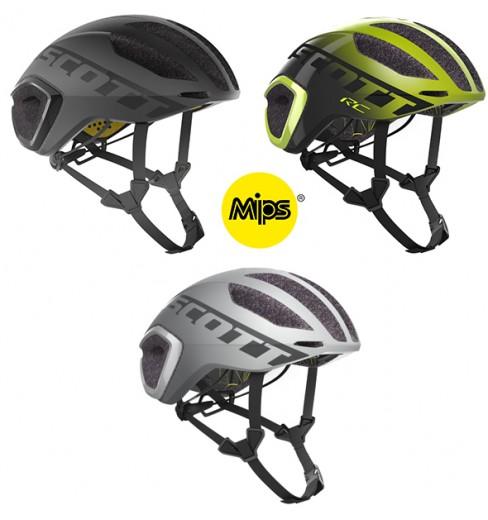 Scott Cadence plus MIPS aérodynamique Route Cyclisme//Triathlon Casque