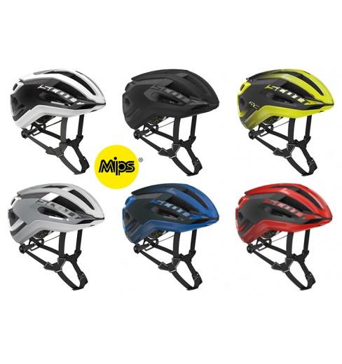 SCOTT Centric Plus road helmet 2020