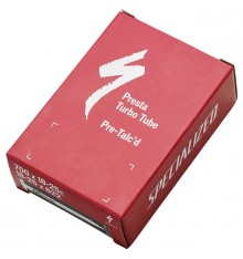 SPECIALIZED TURBO PRESTA VALVE TUBE WITH TALC