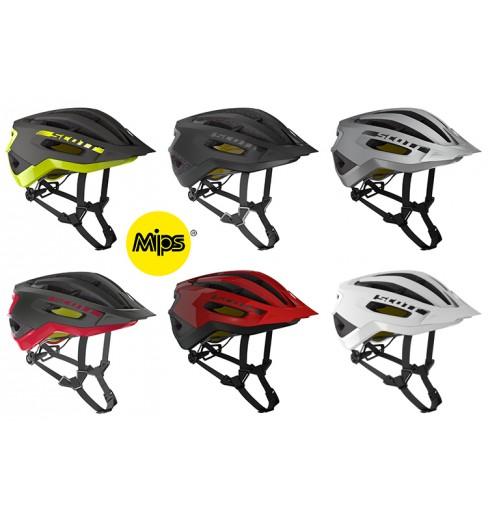 SCOTT Fuga Plus MTB helmet 2020