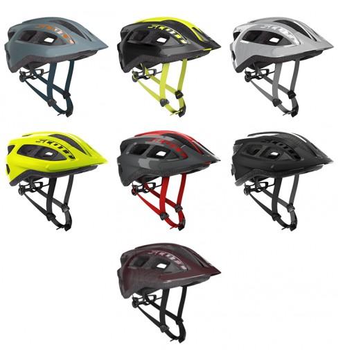 SCOTT Supra MTB helmet 2020