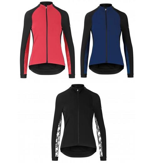 Veste cycliste femme ASSOS UMA GT Printemps / Automne