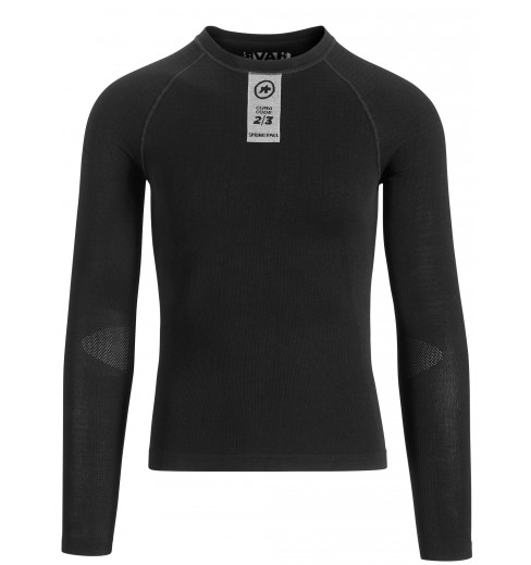 ASSOS SKINFOIL Spring / Fall long sleeve Base Layer