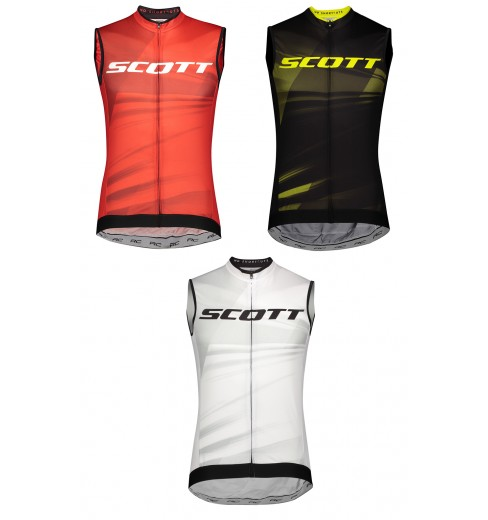 SCOTT RC Pro sleeveless cycling jersey 2020