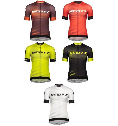 SCOTT maillot cycliste manches courtes homme RC Pro 2020