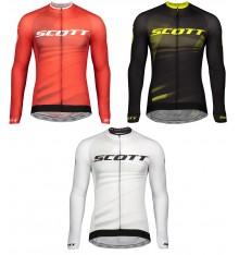 SCOTT RC Pro men long sleeve cycling jersey 2020