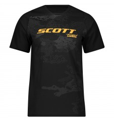 SCOTT TRAIL TUNED men's short sleeve MTB shirt 2020