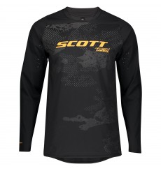 SCOTT TRAIL TUNED men's long sleeves cycling jersey 2020