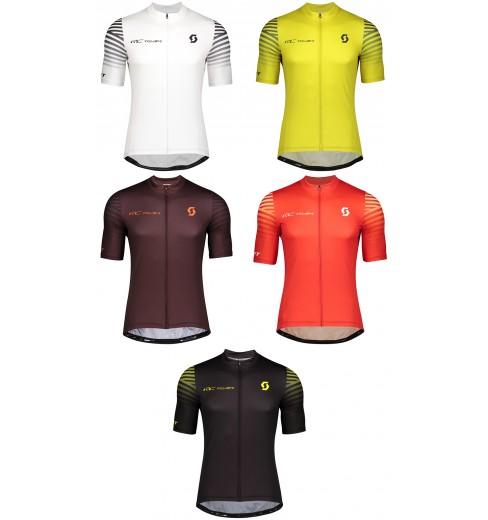 SCOTT maillot cycliste manches courtes homme RC TEAM 10 2020
