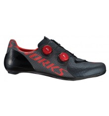 SPECIALIZED S-Works 7 black rocket red road cycling shoes 2020